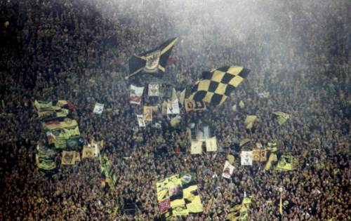 Westfalenstadion - BvB-Support