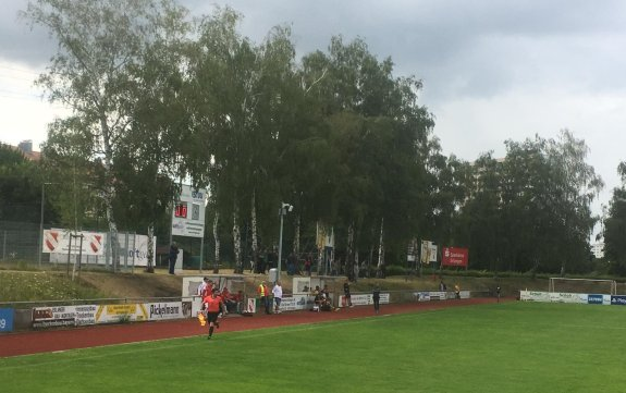 Sportanlage Paul-Gossen-Str