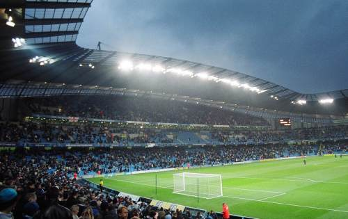City of Manchester Stadium - East Stand