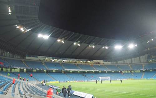City of Manchester Stadium - North Stand