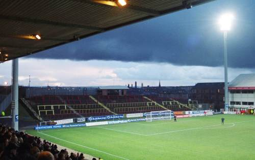 Firhill - South Terrace