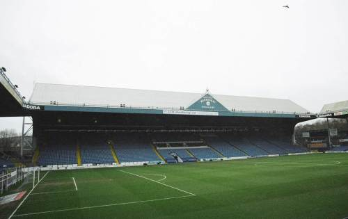 Hillsborough - Grandstand