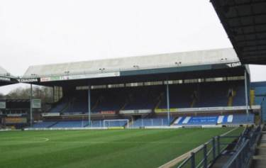 Hillsborough - West Stand
